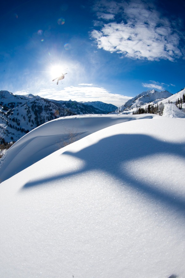 Pep Fujas, Alta backcountry Utahphoto:Adam Clark