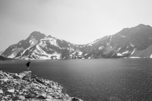 Annastasia Copeland-Rynders, Sawtooth mountains, Idaho photo:Adam Clark